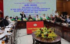 Hà Nội nhất trí danh sách sơ bộ 188 ứng viên đại biểu HĐND thành phố