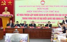 Thủ tướng Nguyễn Xuân Phúc được giới thiệu ứng cử đại biểu Quốc hội khối Chủ tịch nước