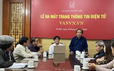 Chủ tịch Hội Nhà văn Việt Nam: 'Xin tiền là việc nhẹ nhàng hơn các nhiệm vụ khác'
