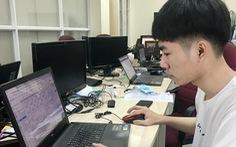 Sinh viên Việt Nam giành giải 3 Olympic vi điện tử quốc tế