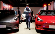 Trung Quốc cấm xe Tesla trong các khu quân sự