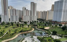 Nhà ở dưới 2 tỉ 'biến mất' ở TP.HCM và Hà Nội