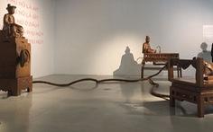 Một cuộc đối thoại của điêu khắc đương đại