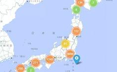 Tranh cãi về bản đồ đánh dấu những nơi có tiếng ồn trẻ em tại Nhật Bản