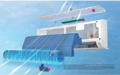 Khám phá công nghệ siêu lọc khí UvnanoTM của LG
