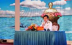 Xây dựng Hải quân Việt Nam sẵn sàng chiến đấu trước các mối đe dọa