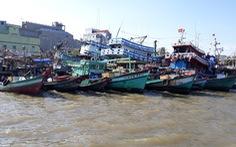 Bị phạt trên 1 tỉ đồng và tịch thu tàu cá vi phạm vùng biển nước ngoài nhiều lần
