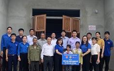 Ngôi nhà 'Khăn quàng đỏ' tặng học sinh nghèo