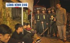 Lăng kính 24g: Báo động vấn nạn học sinh hỗn chiến bằng hung khí