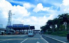 Thu phí xa lộ Hà Nội từ 1-4, giảm 50% mức thu cho cư dân hai bên đường