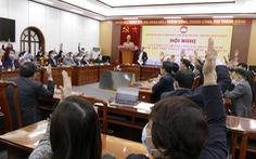 Vì sao có gần 100 ủy viên Trung ương Đảng ứng cử đại biểu Quốc hội?