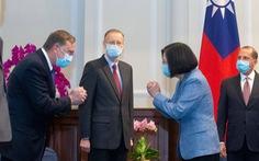 Nghị sĩ Mỹ trình dự luật kêu gọi ông Biden khôi phục quan hệ với Đài Loan