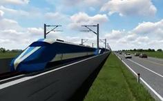 Diện mạo mới tuyến đường sắt TP.HCM - Cần Thơ
