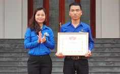 Trao bằng khen cho người cứu 3 học sinh đuối nước, Quảng Nam phát động Tháng thanh niên
