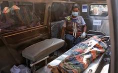 Quân đội Myanmar ra lệnh 'không dùng đạn thật' bắn người biểu tình