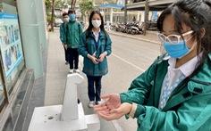 Gần 2 triệu học sinh Hà Nội trở lại trường: Phòng dịch nghiêm, tinh thần thoải mái