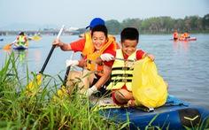 Sự thay đổi tư duy về rác thải nhựa ở Huế đã lan tỏa ra cả nước