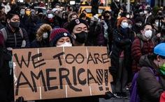 Chỉ một năm, gần 4.000 vụ kỳ thị, người Mỹ gốc Á xuống đường