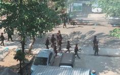 Cả ngàn người Myanmar đổ xô tị nạn tới bang Mizoram của Ấn Độ