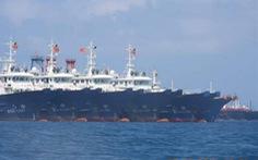 Hoạt động của tàu Trung Quốc xâm phạm chủ quyền Việt Nam ở Biển Đông