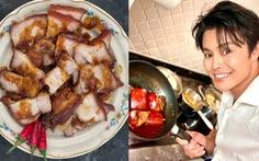 Võ Minh Lâm nhớ món thịt khìa thuở nhà nghèo, có thịt là bữa ăn hạnh phúc