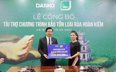 Danko Group chung tay bảo tồn rùa Hoàn Kiếm