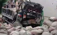 Đưa xe tông chết người đi cân tải trọng, xe tiếp tục gặp nạn khiến tài xế tử vong