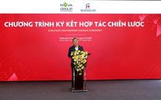 Bệnh viện Đại học Y Hà Nội đồng hành cùng Nova Group xây dựng chương trình điều dưỡng tiên tiến
