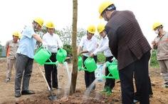 EVNNPC hưởng ứng lễ trồng cây 'Con đường du lịch hoài niệm các di tích quốc gia'