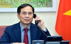 Việt Nam trao đổi với lãnh đạo chính sách châu Á của Mỹ