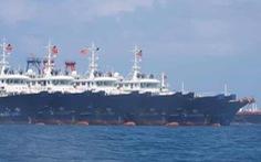 Mỹ đứng về phía Philippines trước việc tập trung tàu Trung Quốc ở đá Ba Đầu