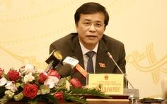 Quốc hội bầu và phê chuẩn 25 chức danh lãnh đạo