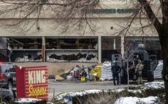 Xả súng trong siêu thị ở Mỹ, 10 người chết