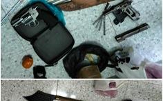 Phá chuyên án cho vay lãi nặng, đòi nợ thuê và tàng trữ chất ma túy lớn ở Tiền Giang