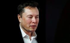 Tỉ phú Elon Musk: 'Nay bạn có thể mua xe điện Tesla bằng bitcoin'