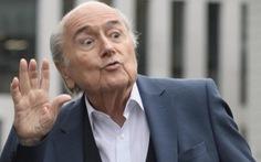 FIFA lần thứ 2 cấm cựu chủ tịch Sepp Blatter... đến năm 2028
