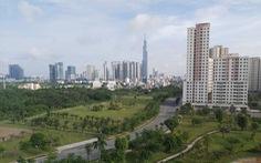UBND TP.HCM đề xuất Thủ tướng xây dựng trung tâm tài chính khu vực và quốc tế