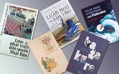 Sách từ Nhật Bản ngày càng gây chú ý