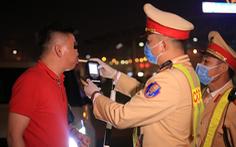 Gần 10 ngày, cảnh sát giao thông cả nước phát hiện hơn 5.700 'ma men', ma túy