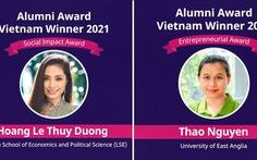 Công bố giải thưởng cựu sinh viên Anh tại Việt Nam