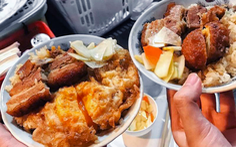 Sài Gòn cách Hà Nội 2 giờ bay và nỗi nhớ qua những món ăn