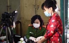 Hà Nội đã cấp hơn 1 triệu hồ sơ căn cước công dân gắn chip