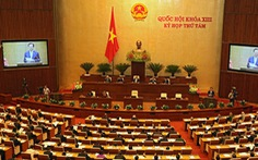 Từ 'món nợ' của đại biểu Nguyễn Văn Giàu
