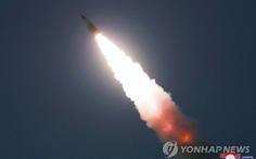 Nhật, Hàn, Mỹ: Một vật thể bay khỏi bán đảo Triều Tiên về hướng biển sáng 25-3