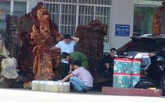 Phong tỏa, khám xét trạm xăng Phúc Lộc Thọ ở Bình Phước