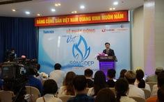 One IBC Việt Nam đồng hành cuộc thi viết 'Sống đẹp'