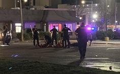 Liên tục 2 vụ xả súng ở Mỹ, ít nhất 2 người chết, 9 người bị thương