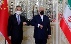 Trung Quốc - Iran ký thỏa thuận hợp tác 25 năm