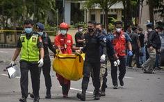 Đánh bom liều chết kinh hoàng một nhà thờ Công giáo ở Indonesia