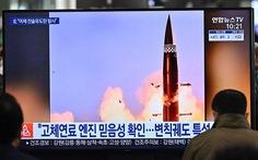 Triều Tiên thăm dò ông Biden